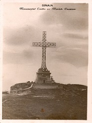 Crucea de pe Caraiman în 1931