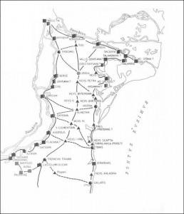 Drumuri romane dacia