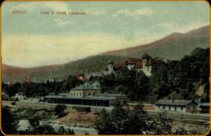 Gara și Hotelul Caraiman