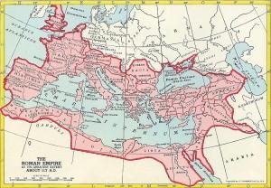 Imperiul Roman in vremea lui Traian