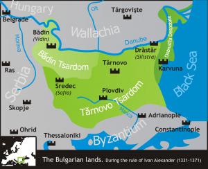 Țara Românească și Europa de S-E