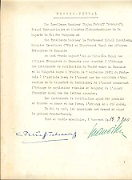 Tratatul de la Craiova- Procesul verbal