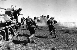 infanteristi rusi