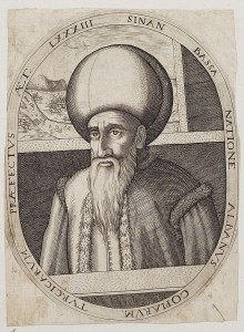 Albanezul Sinan Pasa
