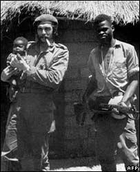 Ernesto Che Guevara in Africa, incercand Revolutia mondiala