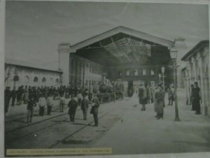 Gara Filaret, prima din Romania