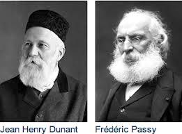 Henry Dunant şi Frederic Passy