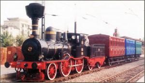 Locomotiva Calugareni