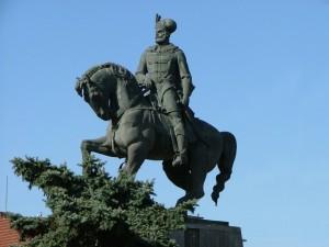 Mihai Viteazul statuie cluj