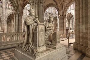 Monumentul funerar al Mariei Antoaneta si al lui Ludovic al XVI-lea