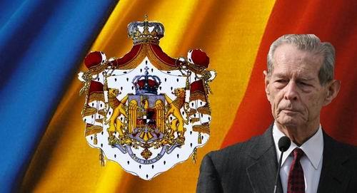 Il Re Michele I di Romania