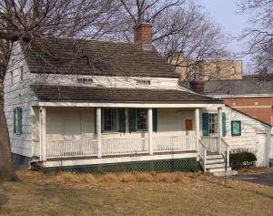 Casa din new York unde si-a petrecut ultimii ani