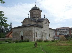 Biserica domneasca de la Curtea de Arges