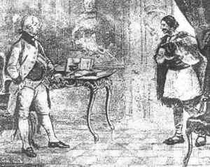 Horea la Viena in audienta la Iosif al II-lea