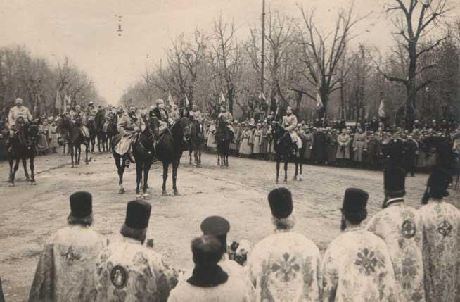 Intoarcerea regilor 1 decembrie 1918