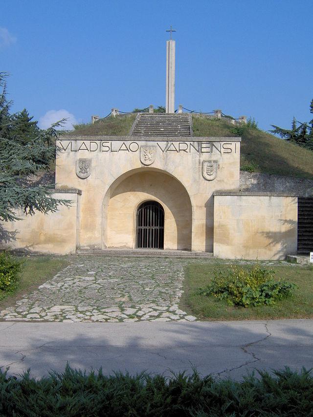 Monumentul luptei de la Varna