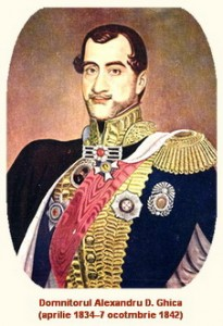 Alexandru D Ghica