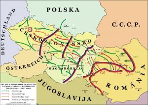 Eliberarea Cehoslovaciei