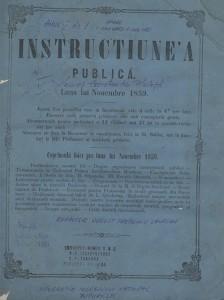 Legea instructiunii publice (2)