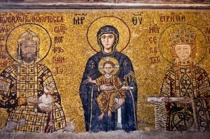 Mozaic din Sfânta Sofia