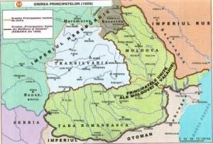 UNIREA PRINCIPATELOR 1859