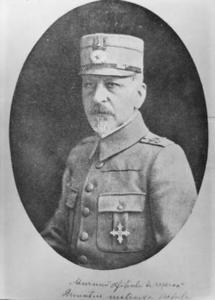 Constantin Prezan cu gradul de Mareșal al României, 1930