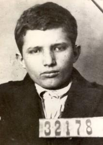 Nicolae Ceausescu la 15 ani
