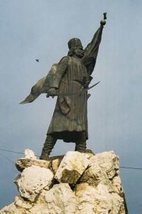 Statuie Tudor Vladimirescu