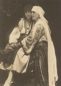 Regina Maria si printesa Ileana