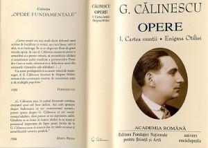 Calinescu George