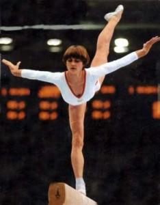 Nadia in 1980