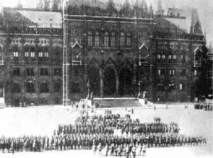 Ocuparea Budapestei 1919