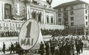 1 mai ceausescu