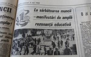 1 mai comunist