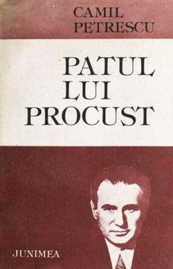 Camil Petrescu Patul lui Procust