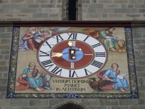 Ceasul Bisericii Negre