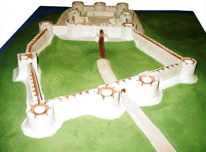 Cetatea Roman