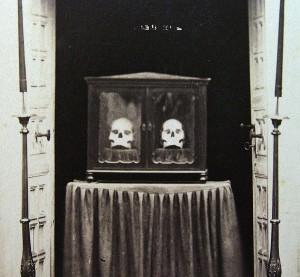 Craniile lui Mihai Viteazul si Radu cel Mare