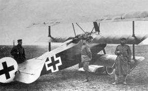 Fokker-ul  Baronului Roșu