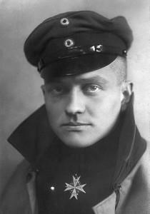 Manfred von Richthofen baronul rosu