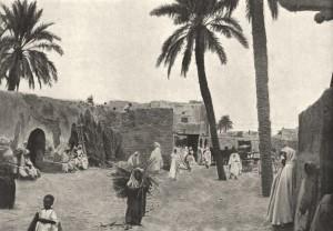 algeria carol sahara africa