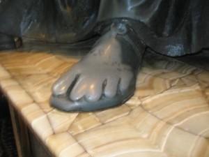 picior sfantul petru