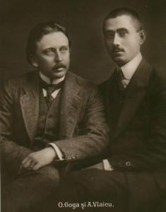 Aurel Vlaicu si Octavian Goga