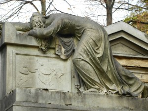 Cimitir Pere Lachaise paris