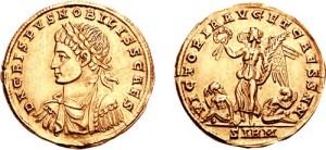 Crispus, fiul lui Constantin cel Mare