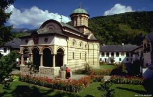 Manastirea Cozia istorie