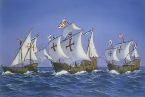 corabiile lui columb nina pinta santa maria