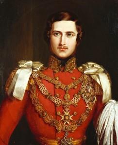 Prințul Albert, soțul reginei Victoria