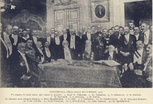 Participații la Tratatul de pace de la Bucuresti