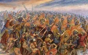 razboiae daco romane